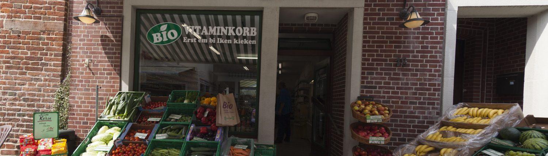 Bio-Vitaminkorb Esens & mobiler Wochenmarkt